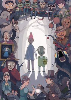 over the garden wall. otgw