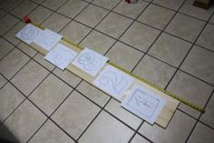 I have been seeing these wonderful ruler growth charts on blogs and Pinterest. The first one I saw was here: http://naptimedecorator.blogs...