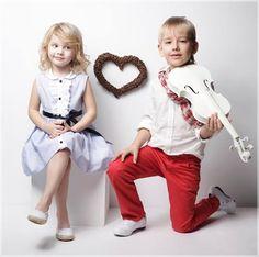 Aşkın ve modanın yaşı yoktur! : ) Küçük hanımlar ve beyler B & G #buyaka kat: K1'de!