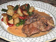 on the menu now :0 Pressure Cooker Pot Roast With Mushroom Gravy - Easy