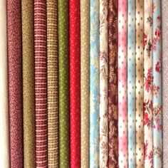 GABRIELLE By Mary Koval for Windham Fabrics is our newest fabric collection here at Suzie Q's