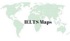 IELTS Writing Task 1 Maps Lesson – IELTS Advantage Ielts Writing Task1, Academic Writing, In Writing, The Help, Maps, English, Cover, Blue Prints, English Language