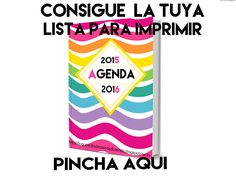 Logopedia dinámica y divertida : agenda 2015/2016 imprimible