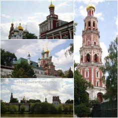 Russie: Moscou - Monastère Novodevitchi