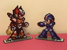 Mega Man X and Zero Sprites - Nintendo inspired