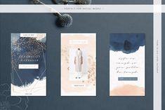 Creamy Blush Collection by Julia Dreams on @creativemarket