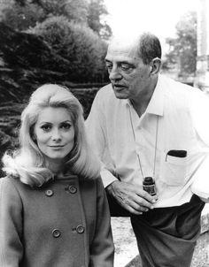 Belle de jour Catherine Deneuve, Luis Buñuel 1967