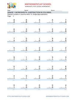 √ Free Math Worksheets Fourth Grade 4 Addition Add 3 4 Digit Numbers In Columns . 5 Free Math Worksheets Fourth Grade 4 Addition Add 3 4 Digit Numbers In Columns . Free Worksheets for Grade History south Africa Maths social Grade 5 Math Worksheets, Free Printable Math Worksheets, Addition And Subtraction Worksheets, Number Worksheets, 3rd Grade Math, Grade 2, Fourth Grade, Second Grade, Perimeter Worksheets