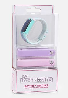 Justice is your one-stop-shop for on-trend styles in tween girls clothing & accessories. Shop our Tech Tastic Activity Tracker . Justice Accessories, Girls Accessories, Girls Jewelry, Cute Jewelry, Light Up Unicorn, Justice Store, Mode Kawaii, Unicorn Fashion, Digital Light