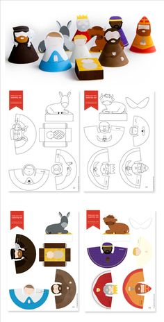 Paper Printable Nativity Scene More Your private home is your castle, and with some do-it-you ingenuity you are able to renovate your own home with astonishing creativeness. crafts felt crafts for teens crafts outdoor crafts preschool Preschool Christmas, Christmas Nativity, Christmas Activities, Christmas Crafts For Kids, Christmas Printables, Holiday Crafts, Christmas Holidays, Christmas Decorations, Christmas Projects