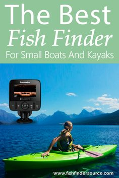 Wouldn't a giant, 10-inch fish finder look rather strange on a small rowboat? Or perhaps a kayak? As much as we could be tempted to fit the biggest possible fish finder on our kayaks or rowboats, it's not always the best choice - it will usually get in the way! To get a better idea of how big a...