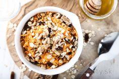 Zdravá overnight mrkvová kaša Tofu, Quinoa, Fitness, Smoothie, Cereal, Food And Drink, Healthy Recipes, Breakfast, Gymnastics