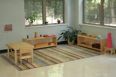 Montessori toddler environment