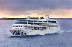 After a two-week, multi-million-dollar renovation, Pacific Princess debuted Fort Lauderdale on Friday with new modern colors, patterns and textures, while still keeping the small ship essence and traditional architecture revered by Princess Cruises guests.