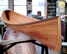 Construction of an Adirondack Guideboat | Guideboats.com