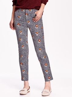 The Pixie Mid-Rise Ankle Pants Product Image