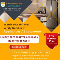 Free Business Cards With Memorable Toll Free Vanity Phone Numbers.  All In One Business Marketing Solution With Text And Email Marketing And  Couponu2026