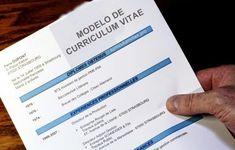 Modelo de Curriculum Vitae Atualizado Simples