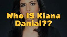 Who is Kiana Danial? Earn Money Fast, Ways To Earn Money, Earn Money Online, Money Tips, Way To Make Money, Cash From Home, Work From Home Jobs, Make Money From Home, Cash Today