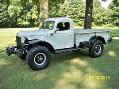 really NICE dodge Power Wagon