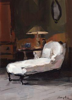 Interior, David Lloyd