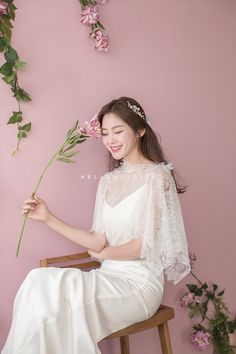 korea for wedding hellomuse . korea for wedding hellomuse . Pre Wedding Photoshoot, Wedding Poses, Korean Wedding Hair, Korean Wedding Dresses, Korean Bride, Korean Wedding Photography, Korea Dress, Bridal Portraits, Bridal Dresses