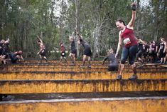 Twinkle Toes-Tough Mudder Obstacles - Tough Mudder's 20 Most Badass Obstacles - Men's Fitness - Page 2