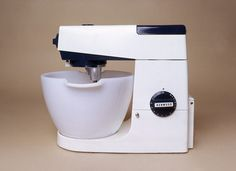 kenwood_chef_1960 - interview with designer sir kenneth grange. Remember using this with my mum in the kitchen..