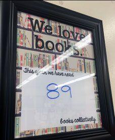 Le Frame Shoppe Blog | Classroom decor using frames
