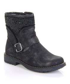 This Black Now Boot is perfect! #zulilyfinds