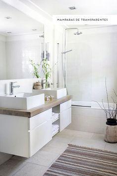 Inspiración e ideas para tu baño | Decorar tu casa es facilisimo.com