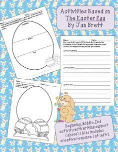 Jan Brett The Hat Activities For Kindergarten | Search Results ...