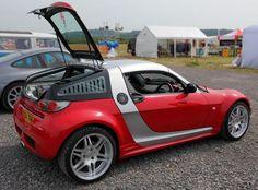2016 Smart Roadster Brabus