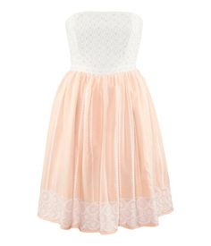 eyelet, sundress, peachy, embroidery... NEEEEED! literally getting in my car to go buy now.