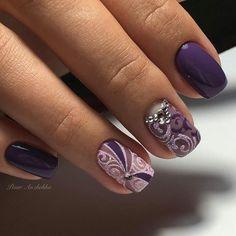 and Beautiful Nail Art Designs Cute Nails, Pretty Nails, Nails Now, Nail Art Techniques, Basic Nails, Bride Nails, Manicure Y Pedicure, Minimalist Nails, Fabulous Nails