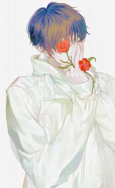 Anime W, Hot Anime Boy, Kawaii Anime, Anime Guys, Pixiv Fantasia, Handsome Anime, Manga Illustration, Boy Art, Manga Art
