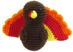 644889d98f1 Crochet Turkey  onlineoriginals Penguins