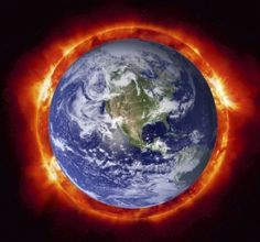 2a. Solar flare predicted to soon wipe out all electric grids on the Earth?