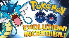 Pokemon GO [ITA] #22 : EVOLUZIONI INCREDIBILI E FINALMENTE GYARADOS !!!