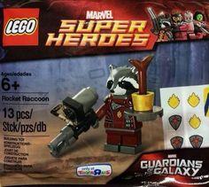 LEGO Marvel Super Heroes: Guardians of the Galaxy - Rocket Raccoon