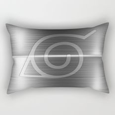Konoha Logo Rectangular Pillow