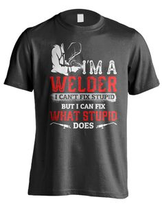 Pick your favorite style: Are you a proud Welder? This design is made especially for YOU! but ACT Quick! They're selling fast... - Guaranteed safe and secure checkout via Amazon / VISA / MASTERCARD. -