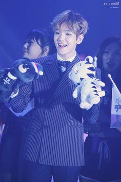 He is my sunshine :3 I cannot- he's too cute #BabyB
