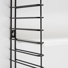 3 Book Shelves - Black/White - alt_image_two