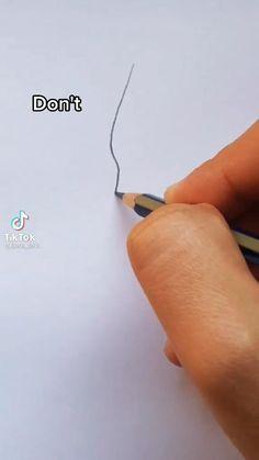 Art Drawings Beautiful, Art Drawings Sketches Simple, Pencil Art Drawings, Easy Drawings, Diy Canvas Art, Art Techniques, Aesthetic Art, Doodle Art, Art Tutorials