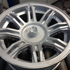 A fresh NASCAR cast. Only American made wheels here. Search NASCAR WHEELS on AMAZON