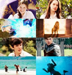 Narnia, Susan, Lusy, Edmund, Peter