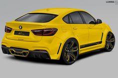 2015 Lumma Design CLR BMW X6 R Previewed   Car pictures