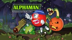 Our hit title Alphaman. Get it from https://itunes.apple.com/us/app/alphaman/id612630215?mt=8