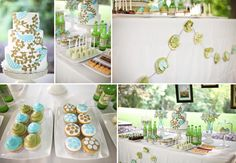 Planning a Michigan Wedding with Pearls Events: Inspired By   Fabric